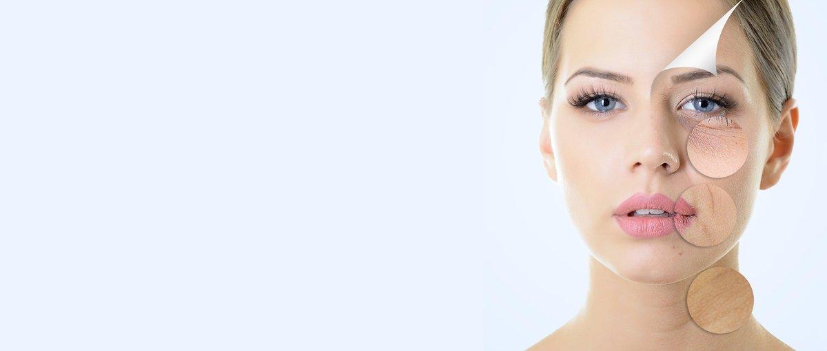 Anti-Aging-Hautpflege-Routine