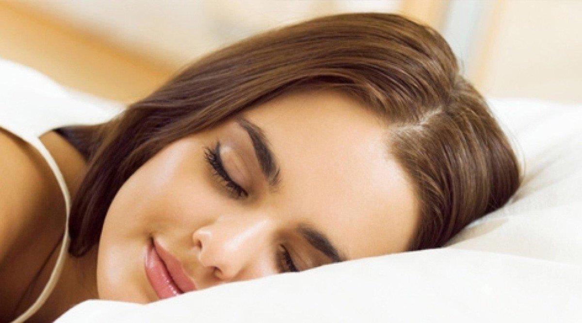 Der Schönheitsschlaf ist kein Mythos mehr